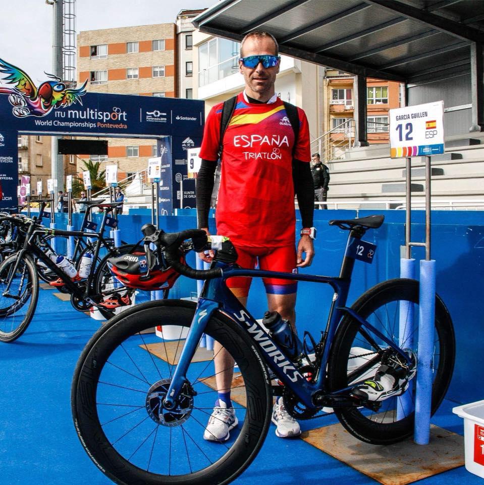 Campeonato del mundo de Duatlón - Pontevedra 2019